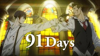 91 days: La perle rare des animes?