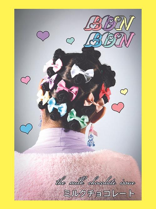 BonBon Issue 2 // Who is BonBon Poster?