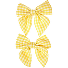 yellow gingham bows.png