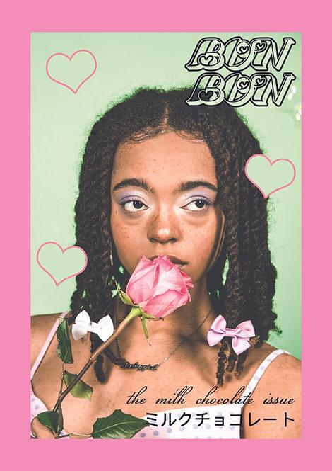 BonBon Issue 2 // Spoilt Rotten Poster