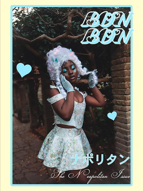 BonBon Issue 4 // Valerie Poster