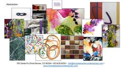 Abstraction Idea Board