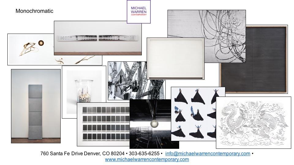 Monochrome Idea Board