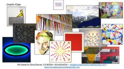 Graphic Edge Idea Board