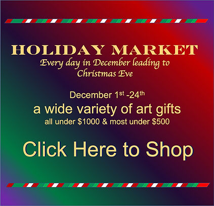 Holiday Market at Michael Warren Contemporary
