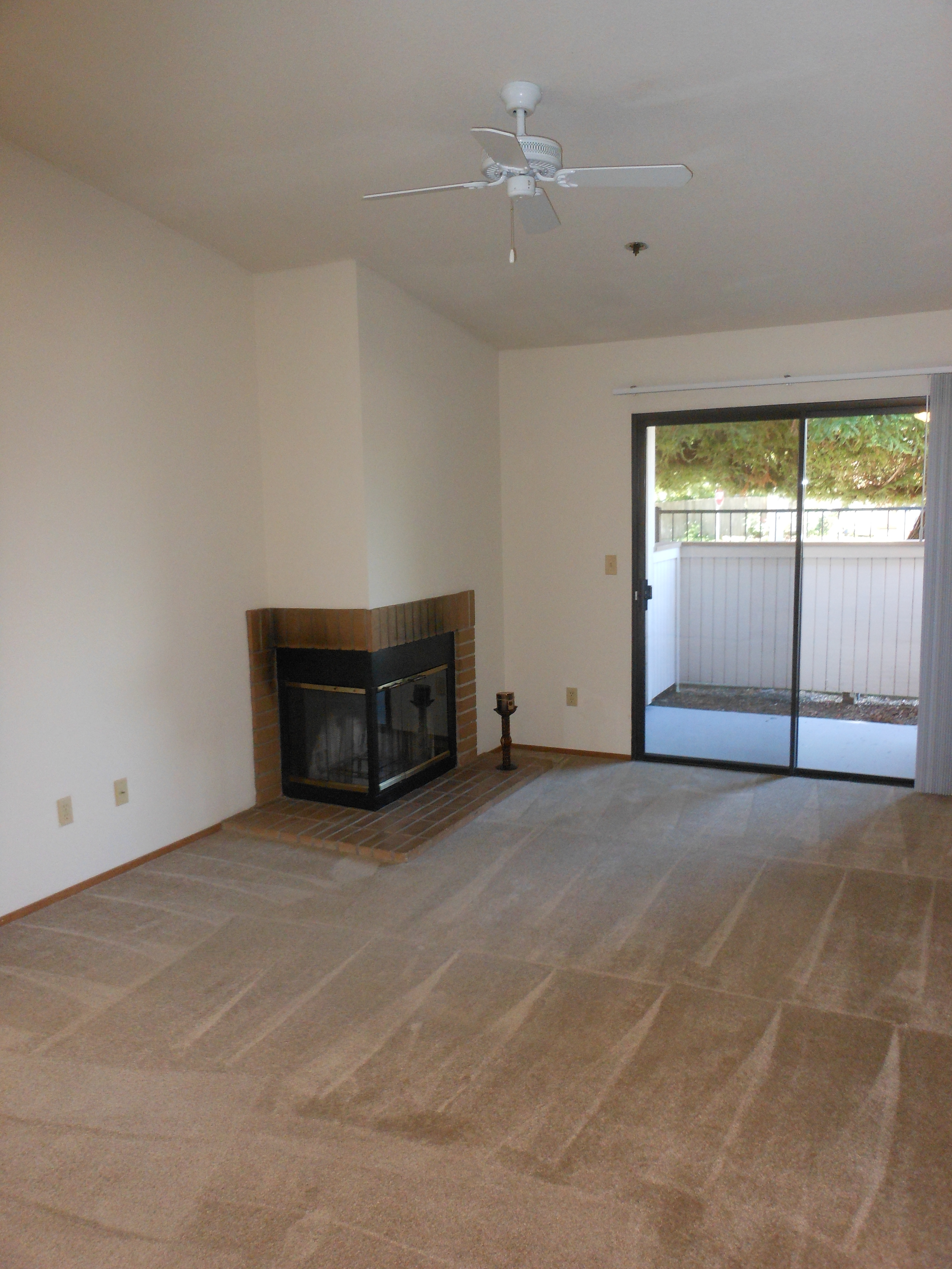 Camino Creek Living Area