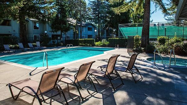 vintage pointe pool