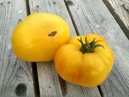"""""""Лимонное сердце"""" сорт томата 10-15 семян"""