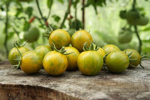 "Зелёная зебра черри ""Green zebra cherry""сорт томата 10-15 семян"