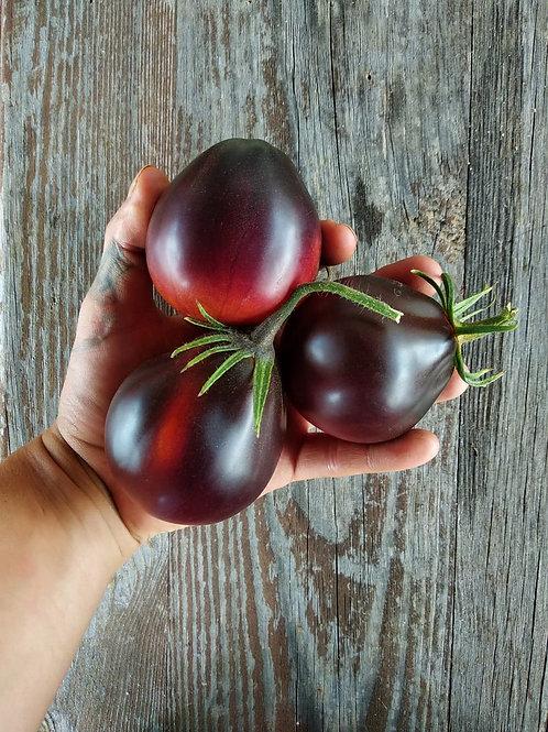 Синяя груша (Blue pear) сорт томата 10-15 семян
