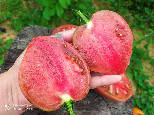 """""""Чероки фиолетовое сердце"""" сорт томата 10-15 семян"""