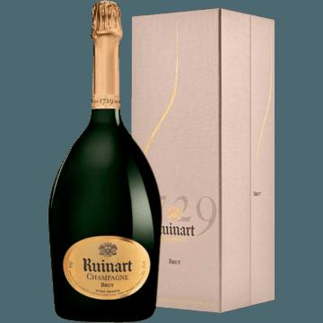 Champagne Ruinard Brut dans sa boite