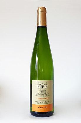 Pinot Gris 75 cL Domaine Krick