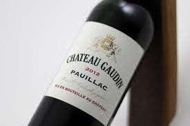 Pauillac 75 cL Château Gaudin
