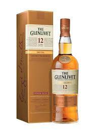 Glenlivet First Fill 12 ans
