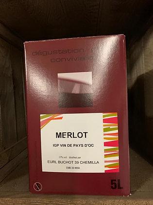Merlot 5L