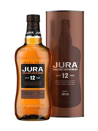 Whisky Isle of Jura 12 ans 40% 70 cL