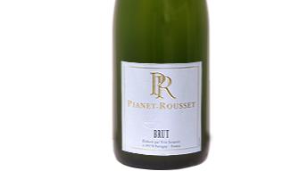 Mousseux Pianet 1/2 sec, brut ou rosé