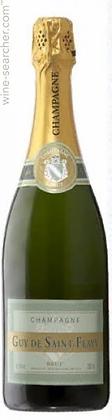 Champagne Guy de St Flavie