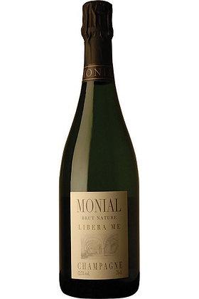 """Champagne """"Libera Me"""" Blanc de noirs Monial"""