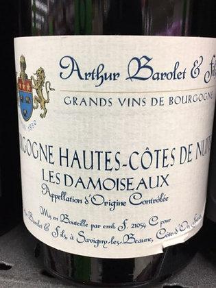 """Hautes Côtes de Nuits """"Les Damoiseaux"""" 75 cL"""