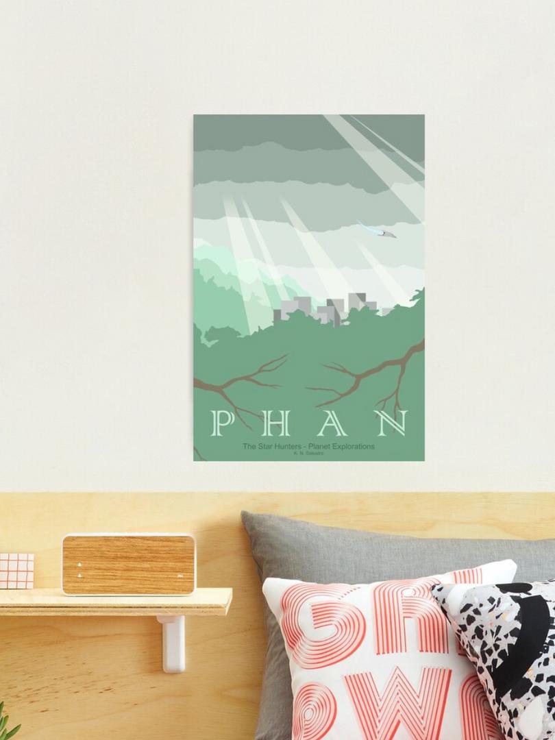 Phan Travel Poster