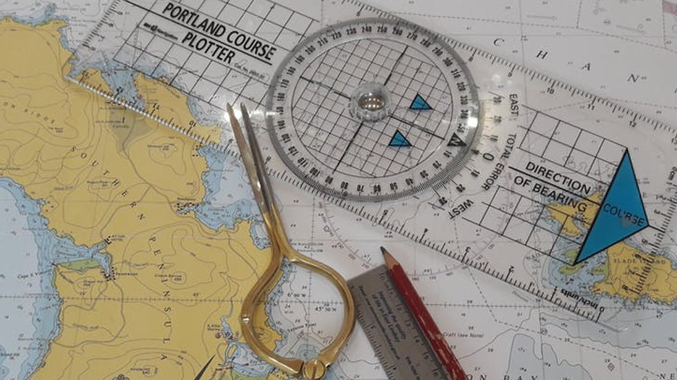 RYA Essential Seamanship and Navigation Online Course