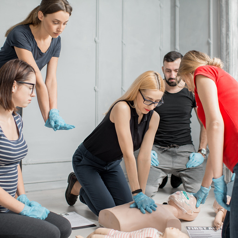 Emergency First Aid at Work (1 day)