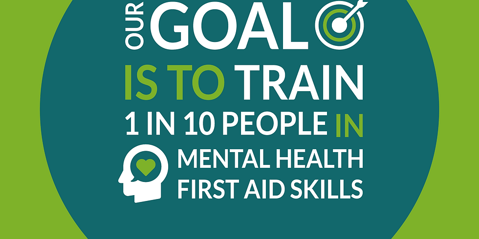 Mental Health First Aid - MHFA England