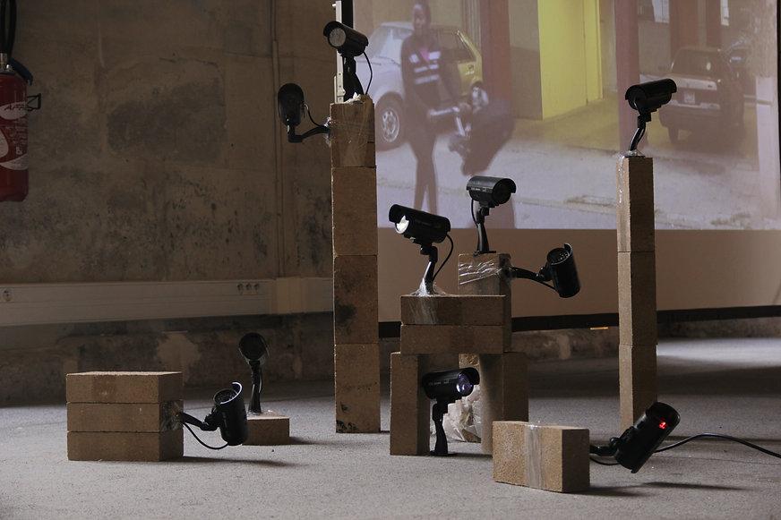 Chedly Atallah, installation CCTV