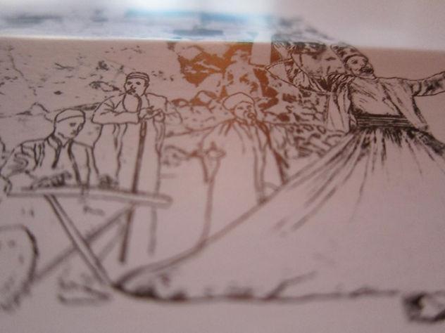 Chedly Atallah, dessin josé alvares du journal alep