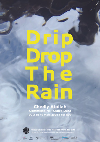 Chedly Atallah I Drip Drop The Rain I Af