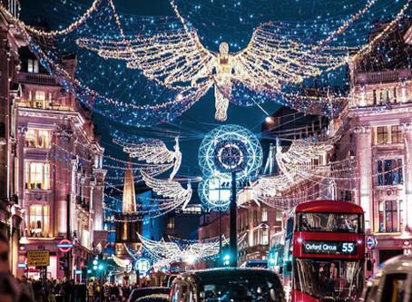 12 atrações Natalinas em Londres