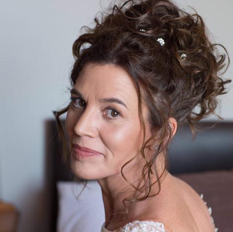 Bridal Make-up.