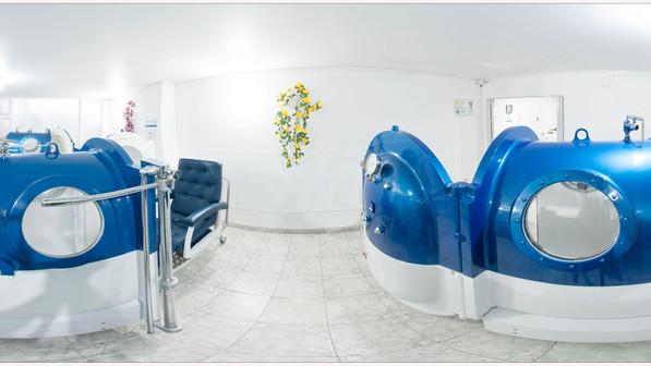 Tratamiento con Cámara Hiperbárica en Bogotá