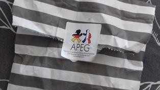 Ostertüten für alle Mitglieder der APEG
