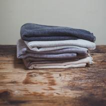 pile of large cashmere scarves webres.jp
