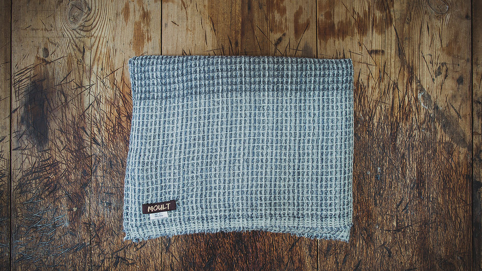 Large Soft Check Scarf