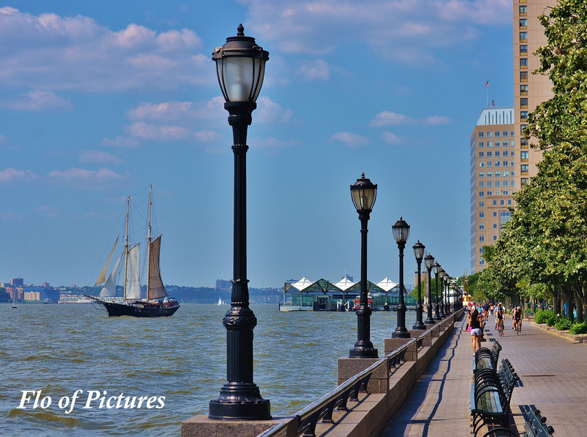 Battery Park, NYC