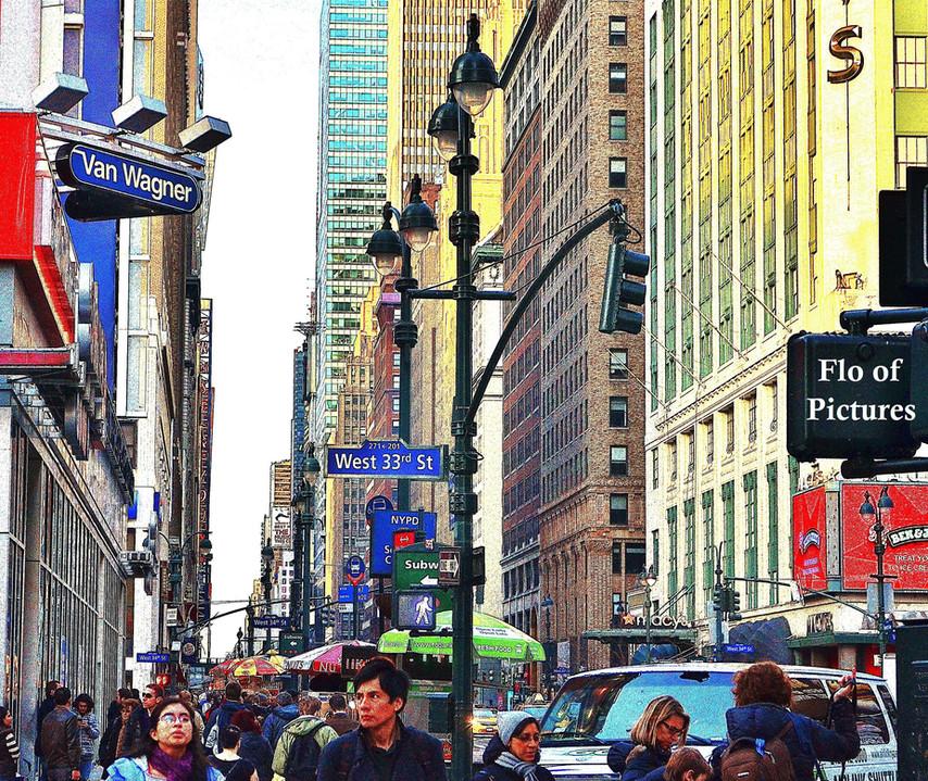 Hustle & Bustle of NYC