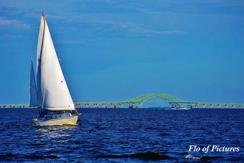 Sailing on the Great South Bay