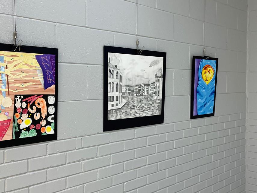 CHS Student Exhibit