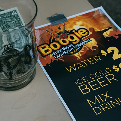 Boogie on The Bayou in Thibodaux