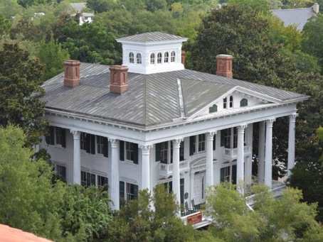 BELLAMY MANSION BALANCING TRUTH WITH FINANCIAL NEED