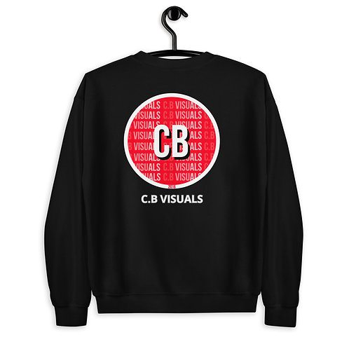 Official C.B Visuals Standard Rear Crewneck