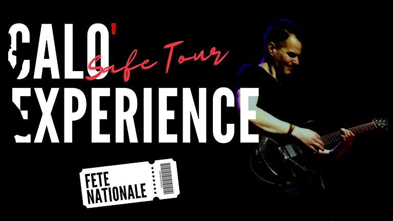 CALO'Expérience   Safe Tour - Reporté en 2022