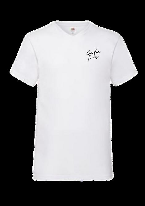 T-Shirt Col V | Homme