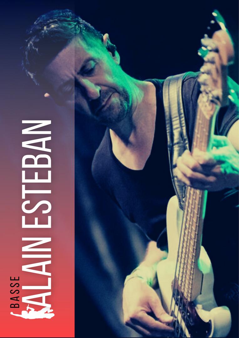Alain ESTEBAN