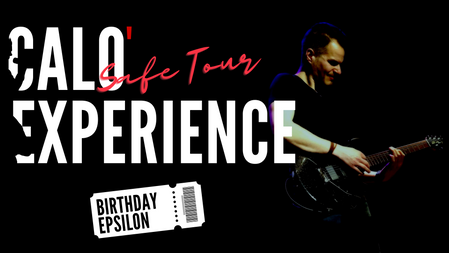 Epsilon Birthday | 17 Avril 2021