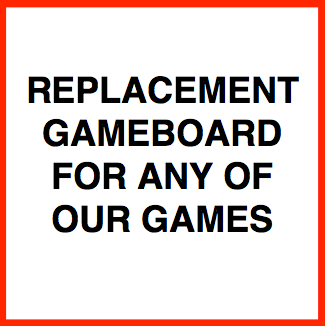 Replacement Gameboard